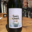 Personalised Thank You Prosecco