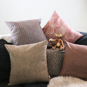 Earthtone Scatter Cushion Covers