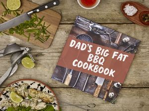 Your Personalised Barbecue Cookbook