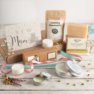 'New Mum' Letterbox Gift Set - 1st mother's day