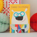 Happy Birthday Polar Bear Card
