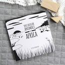 Spectacular Animals Of Africa Monochrome Board Book