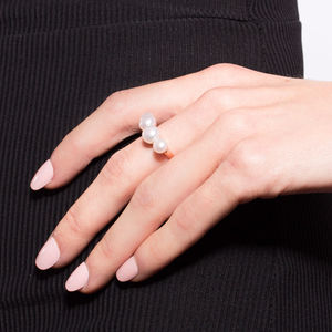 Believer Pearl Ring