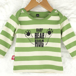 Baby Bear Hug T Shirt - more