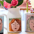 Personalised Face Pot