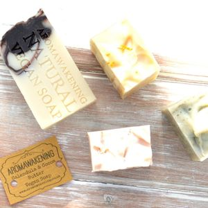 Vegan Soap Gift Box