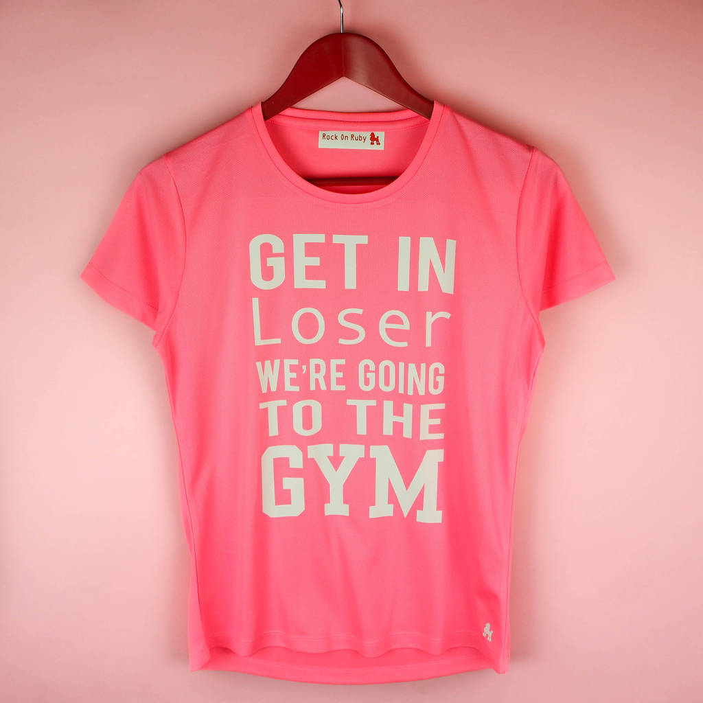 Going To The Gym T Shirt