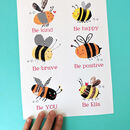 Personalised Bee You Print