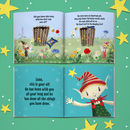Personalised Elf Children's Christmas Story Book