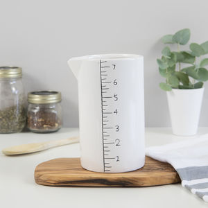 Ceramic Measuring Jug
