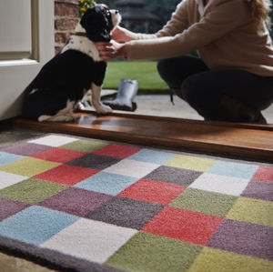 Contemporary Range Mats - rugs & doormats