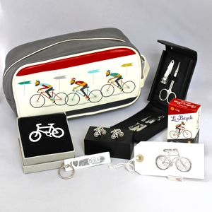 Dad's Bicycle Gift Box Set