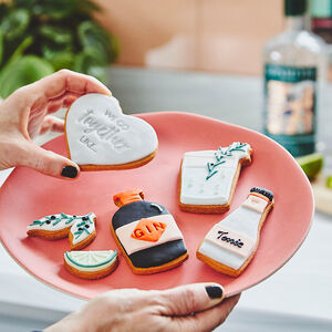 Gin And Tonic Biscuit Gift Set