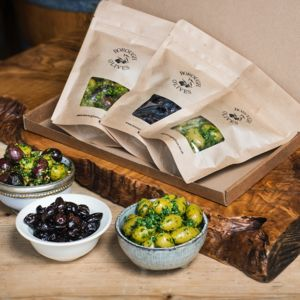 Olive Connoisseur Box - brand new partners