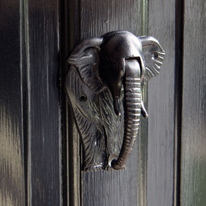 Elephant Knocker - safari trend
