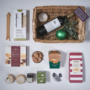 Home For The Holidays Gift Hamper - sweet hampers