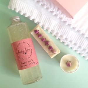 Mother And Child Bath Time Indulgence - baby shower gifts & ideas