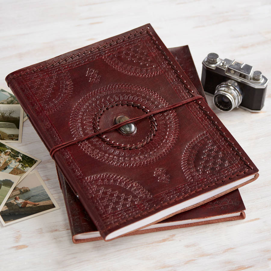 handmade vintage photo albums uk