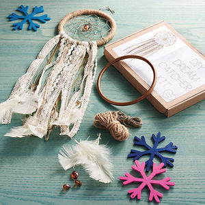 Diy Dream Catcher Kit - gifts for children