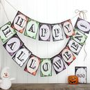 Trick Or Treat Bunting Halloween Decorations