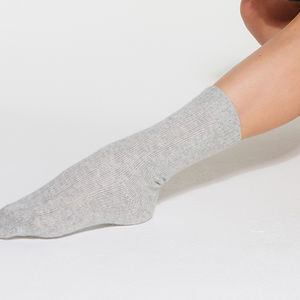 Pure Cashmere Socks - new in fashion