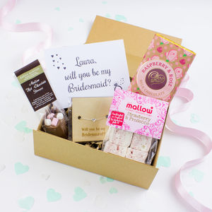 Will You Be My Bridesmaid Luxury Box