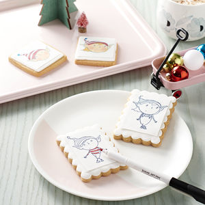 Magic Is Real Elf Biscuits - the elf collection