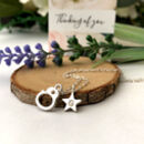 Friendship Handcuff And Star Necklace