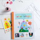 Sewing Craft Book To Make Kids Clothes By Wild Things