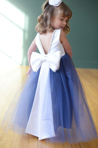The Maria Flower Girl Dress