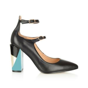 Westminster High Buckles Heels - shoes