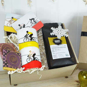 Coffee Lovers Gift Box For Two