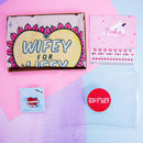 Personalised Wifey For Lifey Gift Set