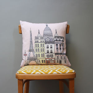 Paris Cushion - cushions
