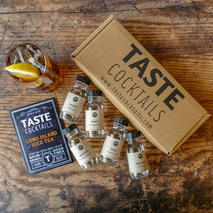 Long Island Iced Tea Cocktail Kit