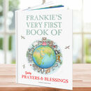 My First Book Of Prayers And Blessings Personalised