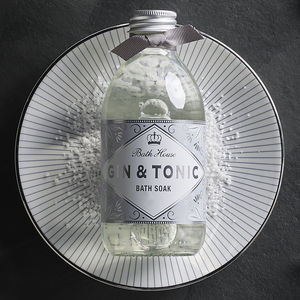 Gin And Tonic Luxury Bath Soak