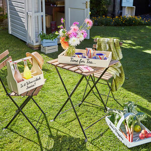 She Shed Accessory Collection - mum loves gardening
