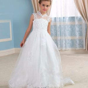 Hazel ~ Flowergirl Dress - clothing