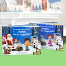 Christmas Story Book for Kids Personalised