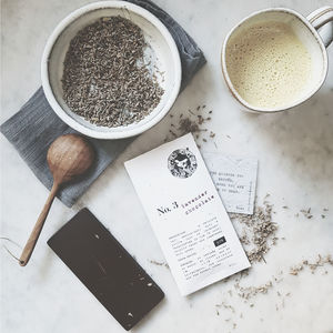 Organic Lavender Chocolate - shop by interest