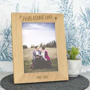 Everlasting Love Photo Frame