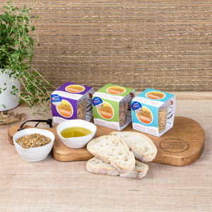 Dukkah Spice Dip Serving Set