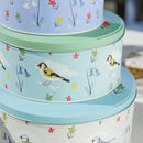 Vintage Bird Kitchen Storage Collection