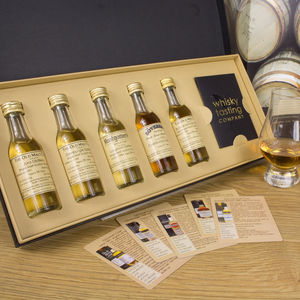 Old And Rare Scotch Whisky Set - gifts for foodies
