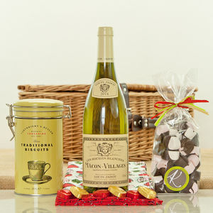 Macon Villages And Sweet Treat Hamper