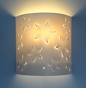 Star Wall Light - children's room accessories