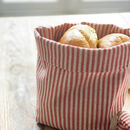 Natural Linen Storage Basket
