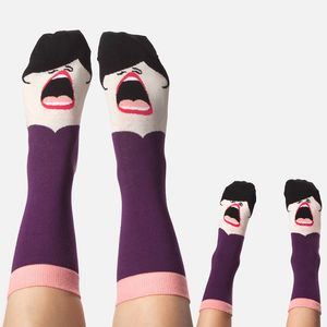 Family Sock Set Featuring La Diva - clothing