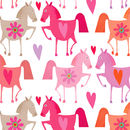 Horse Gift Wrap Two Sheets